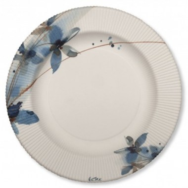 piatto-dessert-blue-flowers-righe-8-pz